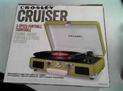 CROSLEY Turntable CR8005A-PT